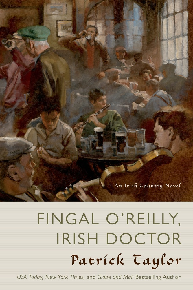 FIngal O'Reilly